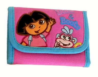 Dora Pink Wallet